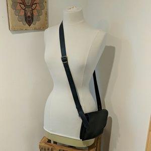 Handmade Leather Crossbody